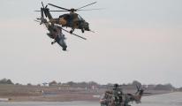 ATAK ve Cougar As-532 nefes kesen tatbikat #video