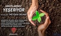 Atakaş Hatayspor'dan kulüplere fidan bağışı teşekkürü