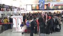 Atatürk Havalimanı ABD'yi geçti!