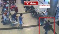 Atatürk Havalimanı fareleri kamerada!