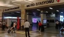 Atatürk Havalimanı metro istasyonu yarın kapanıyor