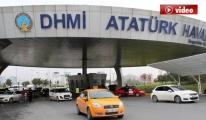 Atatürk Havalimanı'na giriş, çıkışlar normale döndü.
