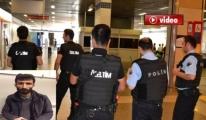 Atatürk Havalimanı'nda 1 PKK'lı yakalandı