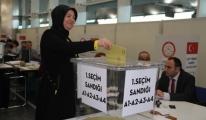 Atatürk Havalimanı'nda 28 Bin Oy Kullanıldı