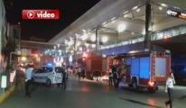 Atatürk Havalimanı'nda art arda iki patlama
