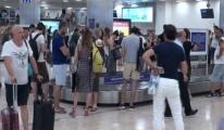 Atatürk Havalimanı'nda Bagaj Kavgası