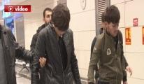 Atatürk Havalimanı'nda gözaltına alındılar