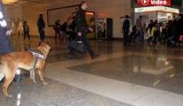 Atatürk Havalimanı'nda Güvenlik Önlemleri arttı
