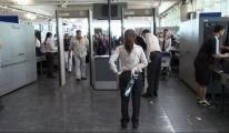Atatürk Havalimanı'nda güvenlik önlemleri arttırıldı video