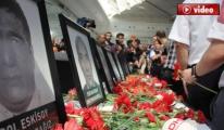 Atatürk Havalimanı'nda Hayatını Kaybedenler İçin Tören Düzenlendi