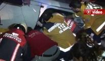 Atatürk Havalimanı'nda Kaza: 2 Yaralı