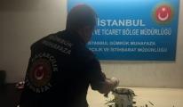 Atatürk Havalimanı'nda öyle birşey yakalandı ki
