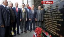 Atatürk Havalimanı'nda Saldırıda Ölenler İçin Anıt video