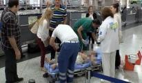 Atatürk Havalimanı'nda şoke eden intihar!