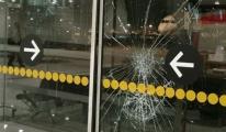 Atatürk Havalimanı'nda uçağını kaçıran Rus yolcu, kapıyı kırıp aprona girdi