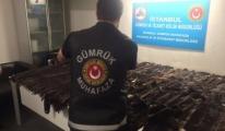 Atatürk Havalimanı'nda 'Vizon Derisi' Operasyonu
