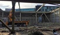 Atatürk Havalimanı'nda yıkım işlemlerine başlandı!