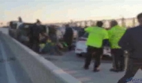 Atatürk Havalimanı şantiyesinde hırsızlar yakalandı