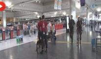 Atatürk Havalimanı Ve Metro İstasyonlarında Yeni Güvenlik Önlemleri
