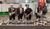 Atatürk Havalimanı... Yeni yöntemleri şaşırttı