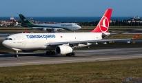 Atatürk Havalimanı'nda Irak'ın Boeing 747 uçağı