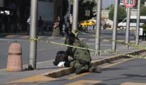 Atatürk Havalimanı'nda Şüpheli Çanta Ve Motosiklet Alarmı