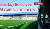 Atatürk'ün Maaşını Bağışladığı Spor Kulübü Yıkılıyor