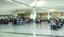 Atatürk Havalimanına Gelenlerin Geçeceği Kontroller