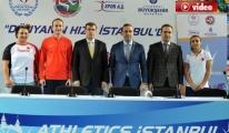 Athletics İstanbul  Başladı