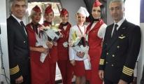 Atlas Global Tümen-İstanbul uçuşlarını durdurdu