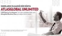Atlasglobal, 2.999 Euro'ya 5 ay boyunca sınırsız uçuracak