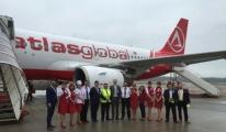 AtlasGlobal Antalya ve Dalaman'dan Rusya'ya uçacak!