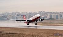 Atlasglobal Havayolları'ndan 8 Mart'da yüzde 25 indirim!