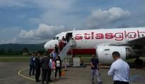 AtlasGlobal Zonguldak-Dusseldorf seferlerine başladı!