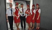 Atlasglobal'den Düsseldorf Ve Köln'e İlk Uçuş