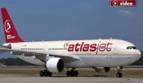 AtlasGlobal'in A 330'u ilk uçuşunu yaptı!