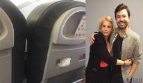 AtlasGlobal'in pis koltukları yolcuları çıldırttı!
