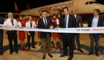 Atlasglobal'in Tel Aviv Uçuşları Başladı