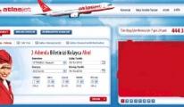 Atlasjet Check-in Yaptığım Bileti Başkasına Satmış.