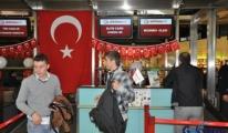 Atlasjet Kontuarlarını Atatürk posteri ile donattı