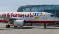 Atlasjet Ukrayna'ya 13 hatta uçuş izni verildi