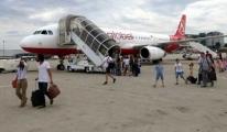 AtlatGlobal Uçağın Havada Kokpit Camı Çatladı