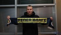 Attila Szalai, Fenerbahçe için İstanbul'a geldi