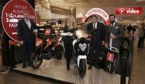 ATÜ'den Alışveriş Yaptılar Kazandılar video