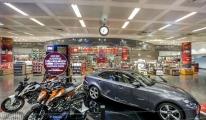 Atü Duty Free Lexuss ve KTM Kazandırıyor