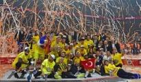 Avrupa'nın En Büyüğü; Fenerbahçe...
