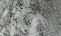 #'Ay Yıldızlı Dağ' dronla görüntülendi(video)