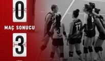 #Aydın Büyükşehir Belediyespor - Türk Hava Yolları: 0-3