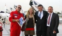 AYJET, Araba kullanan uçak da kullanır