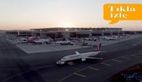 Aynı yöne 2 pisti olan havalimanı'nın son hali!